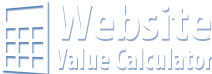 Website Worth - Website Value Calculator | Worth Of Website Logo